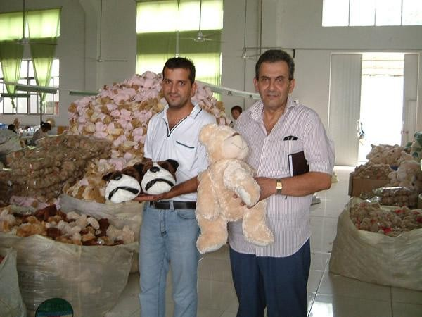 Stuffed Toys Manufacturer