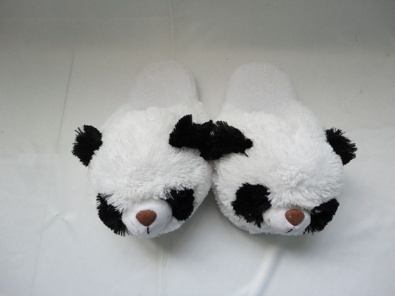 Plush Panda Slipper