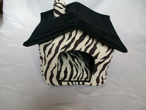 Black Color custom made pet house dog house