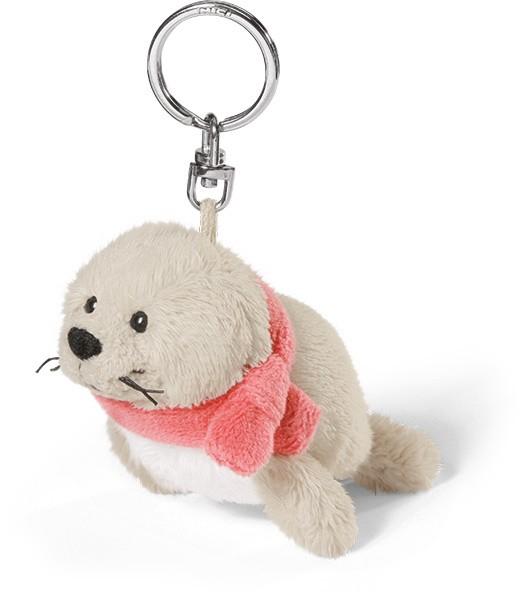 Plush Seal Keyring Toys