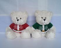 Christmas Plush Teddy Bear