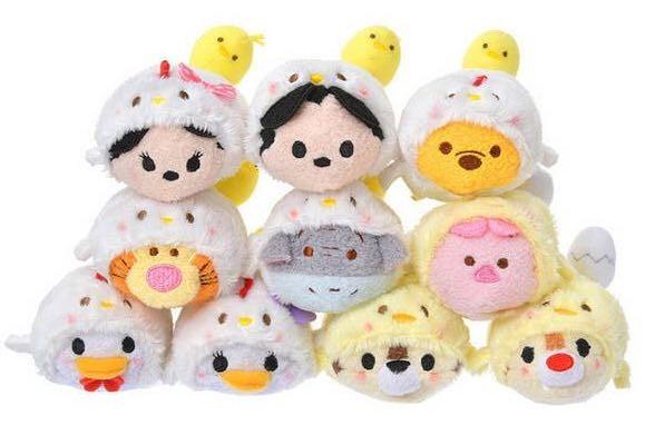 Tsum Tsum Disney Plush Toys