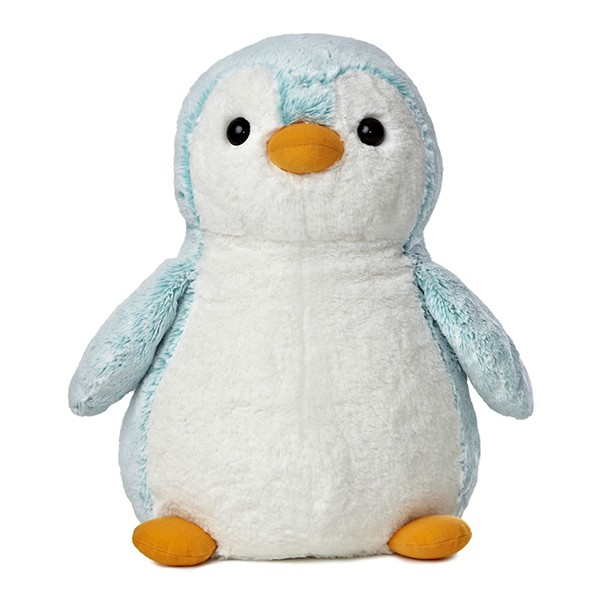 blue penguin plush toys