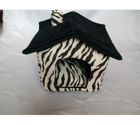 Black Color custom made pet house dog house