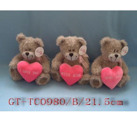 Lovely Valentine Plush Bears