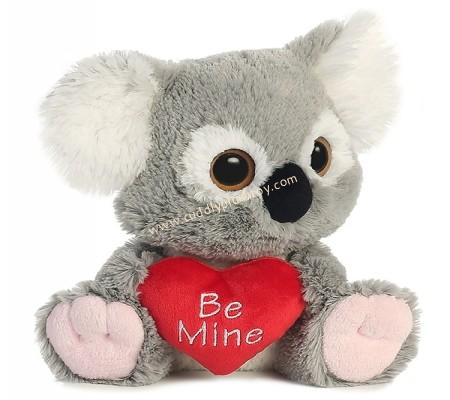 Be Mine  Plush Koala Stuffed Animals