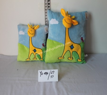 Giraffe Plush Toys Cushion