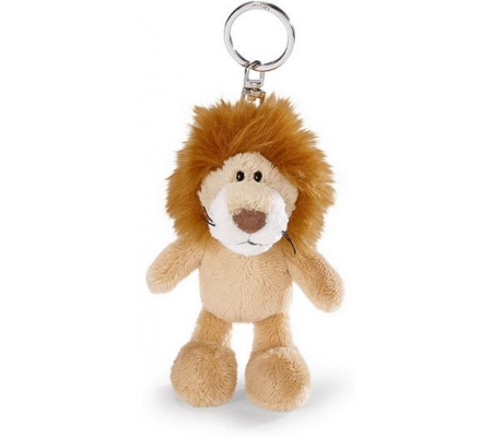 Plush Lion Keyrings