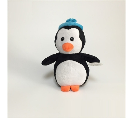 Soft Plush Penguin with Hat Xmas Toys