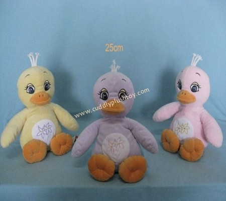 Easter Stuffed Duck Animals