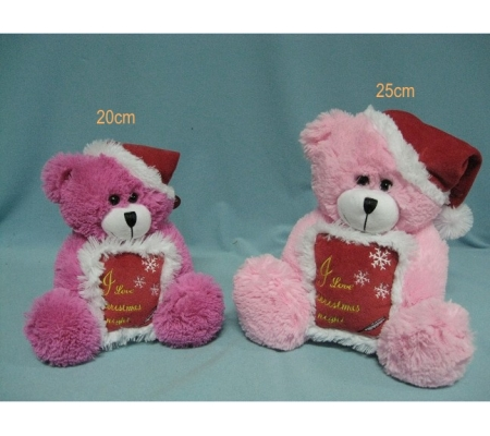 Christmas Soft Toys Teddy Bears For Kids