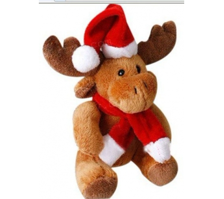 Coca Cola Christmas Plush Deer Toys