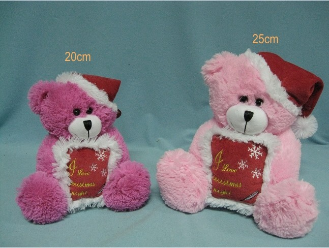 Christmas Soft Toys Teddy Bears For Kids