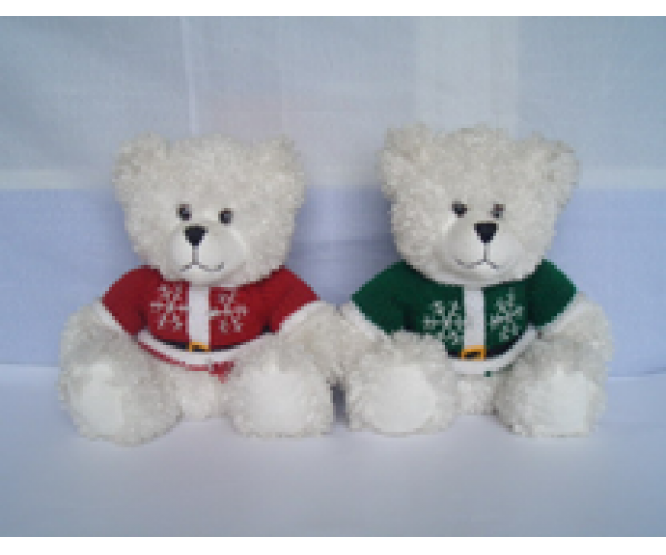 Christmas Plush Teddy Bear